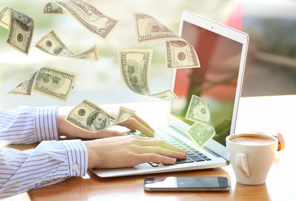 este la modă să faci bani pe internet