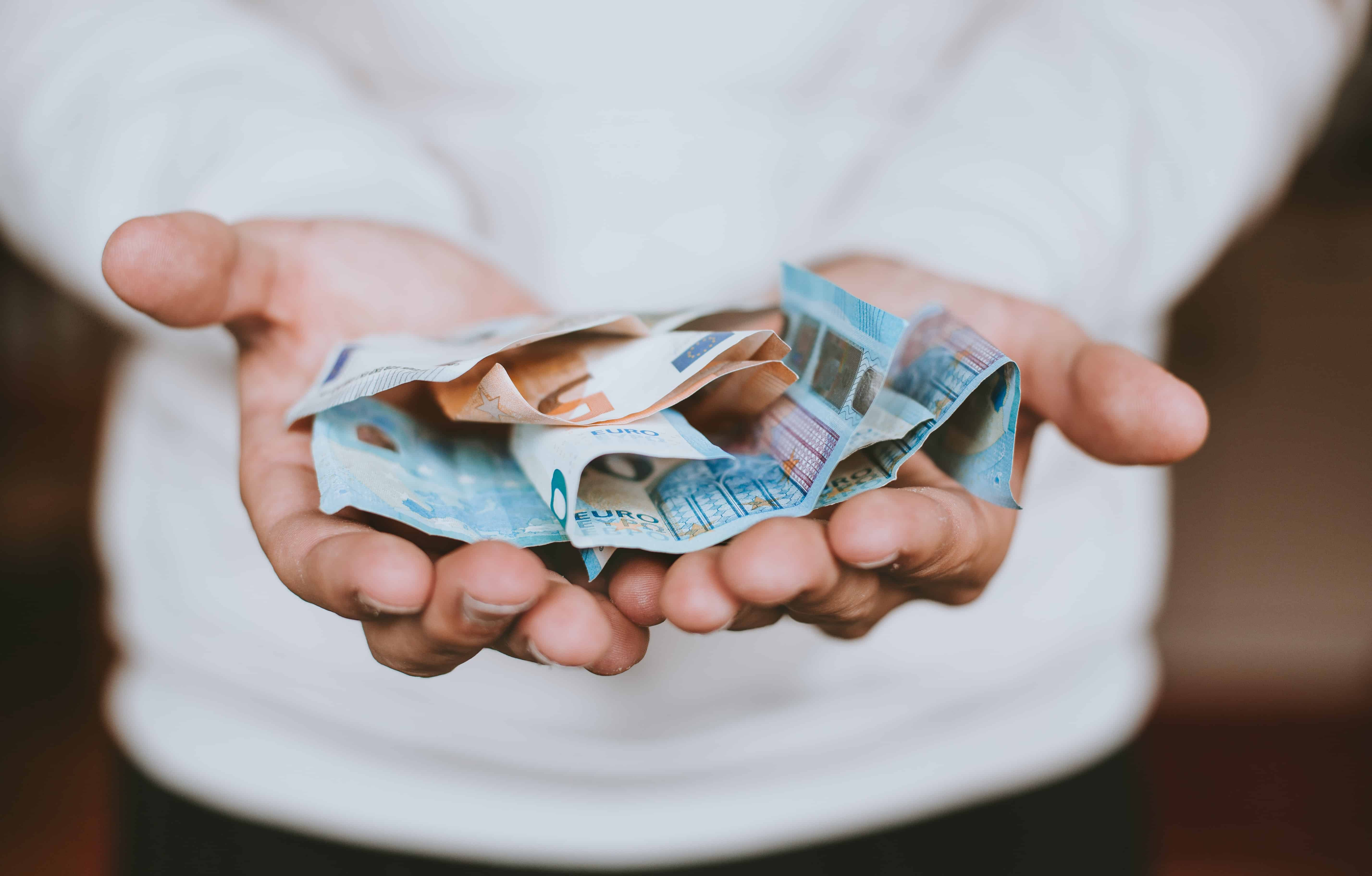 20 de modalități de a câștiga bani rapid