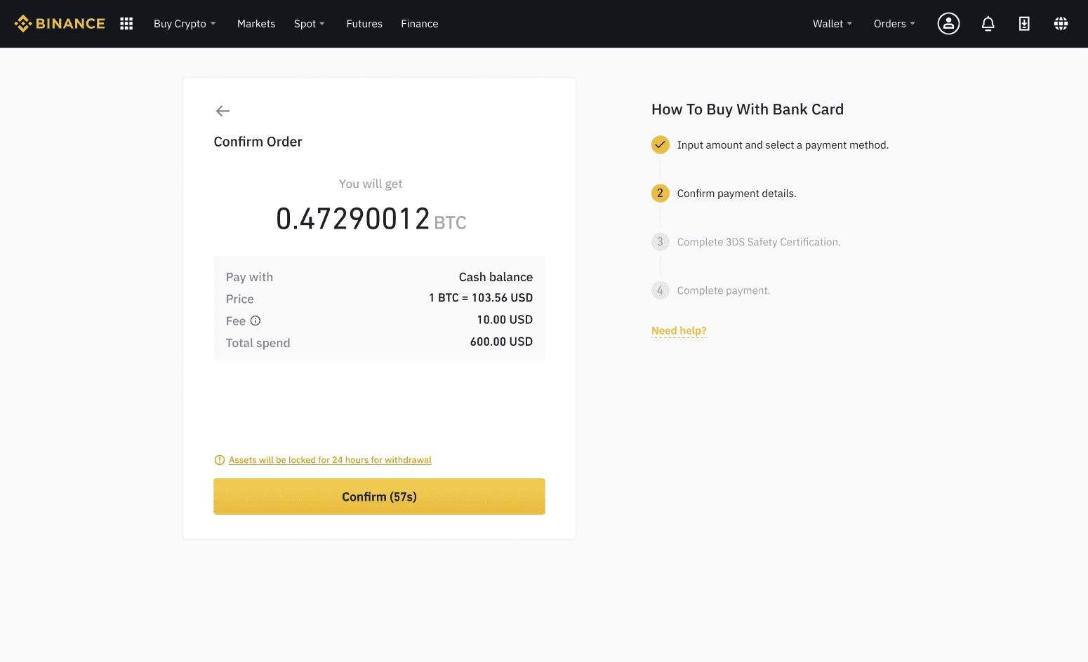 Verificarea contului - Nivelele
