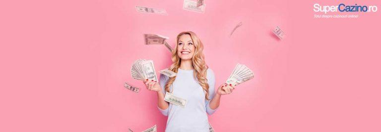 câștigând bani reali