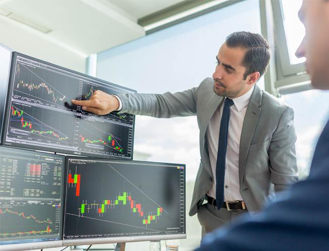 instruire în tranzacționare