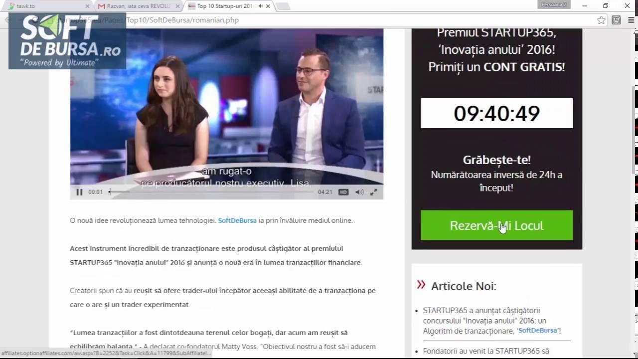 cum să faci bani online cu opțiuni non- binare cum să tranzacționați opțiuni pe știri