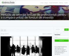 tipuri de investiții online