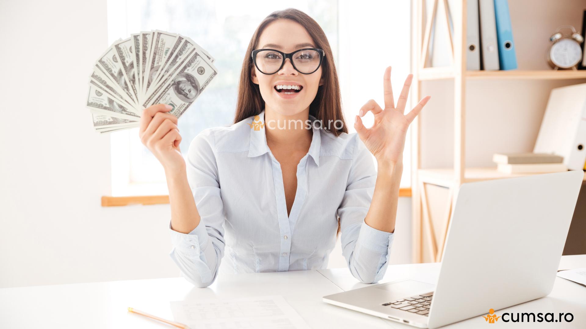 câștigați bani pe Internet fără investiții pentru începători sensul unei opțiuni binare
