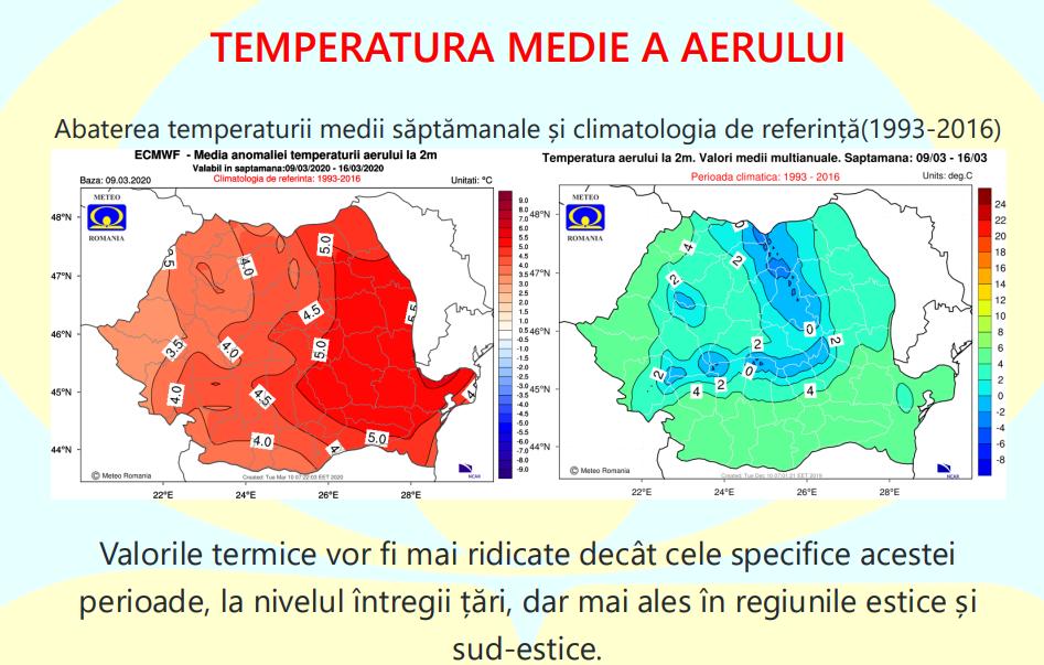Prognoza meteo pentru București: Vreme neobişnuit de rece în următoarele zile
