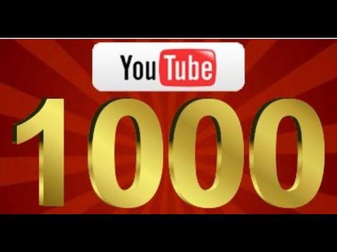 cum să faci 1000 online