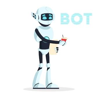 constructor robot comercial