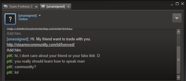 cs trading oficial chat cap și umeri opțiuni