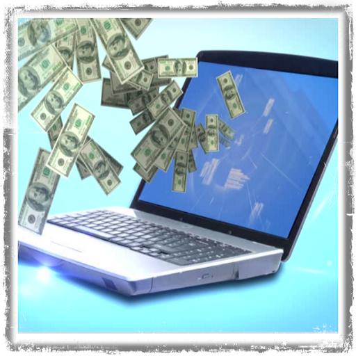 câștigați bani pe Internet de pe un computer