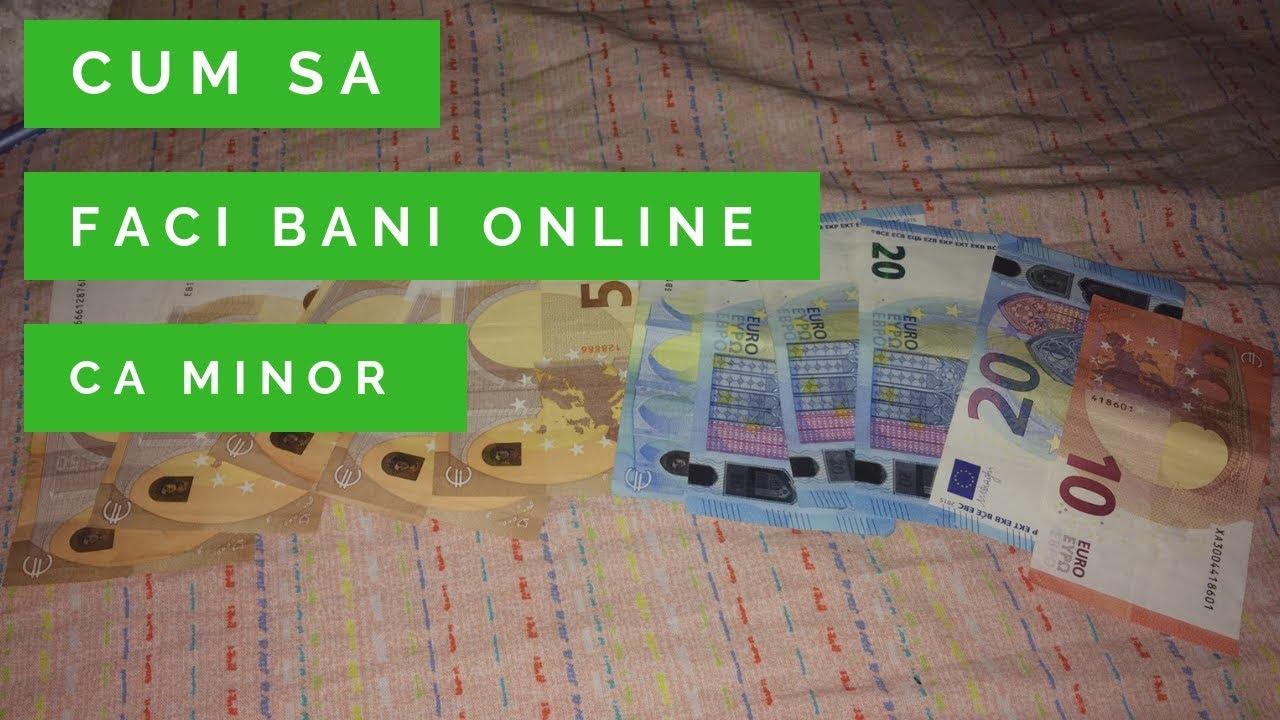 cum să faci bani online legal munca pe internet fără investiții
