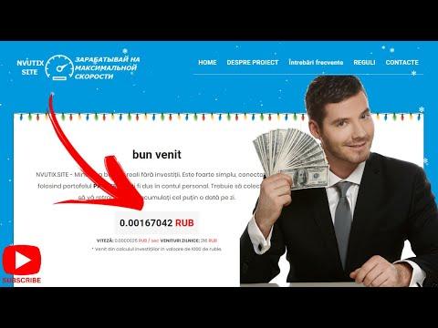 cum să faci bani pe internet fără investiții este ușor