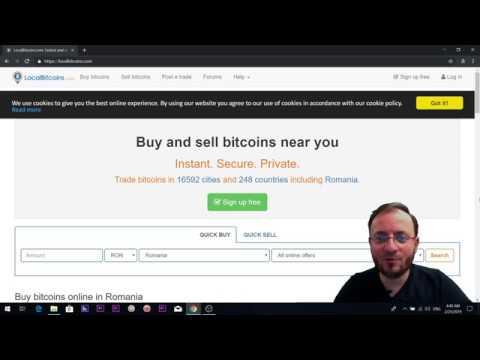 Cumpără bitcoins pe LocalBitcoins: ghidul începătorului în monede virtuale