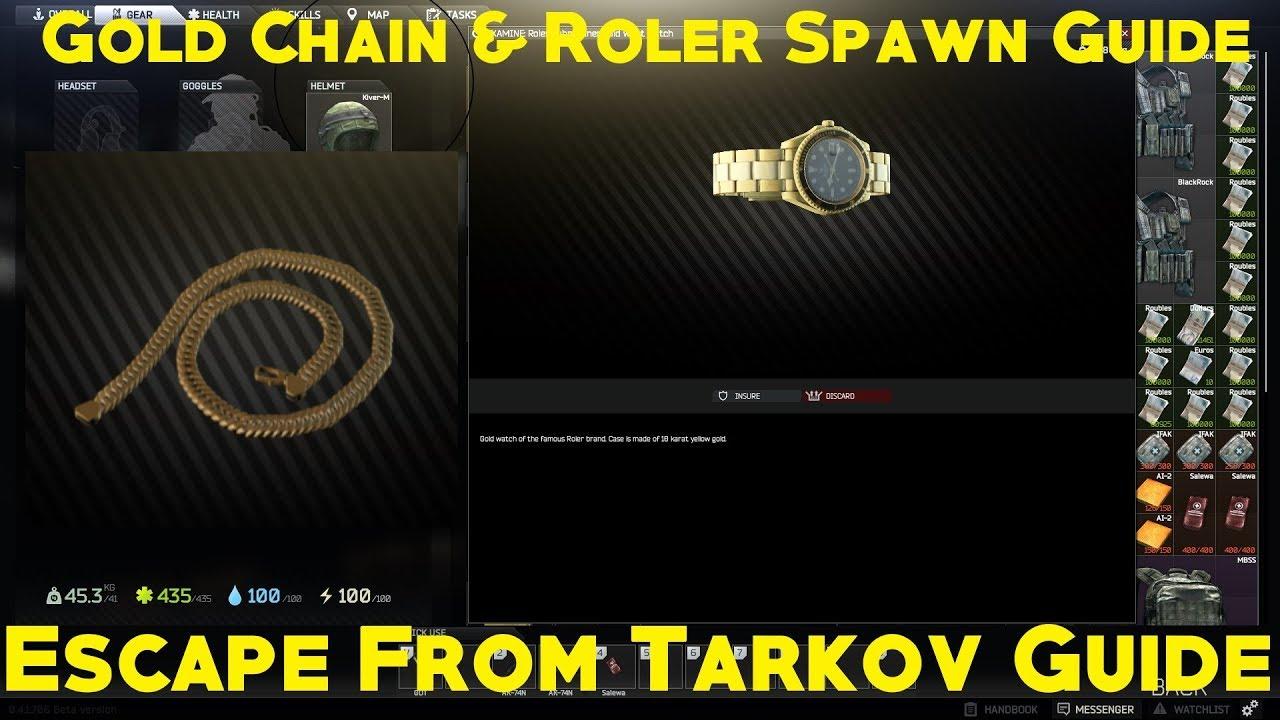 de unde să luați Bitcoin în Tarkov