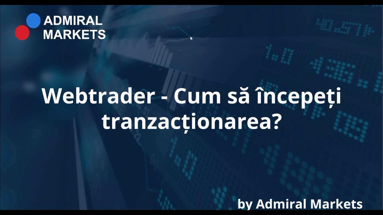 deschideți- vă propriul centru de tranzacționare