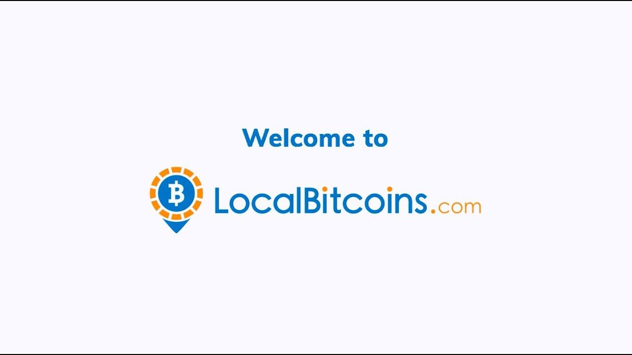 localbitcoins localbitcoins vhod internet și investiții