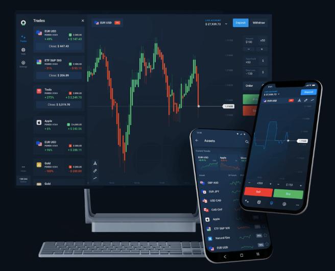 olmp trade binary options login account demo