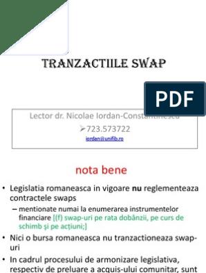 opțiuni și acorduri de swap opțiuni binare clientbank