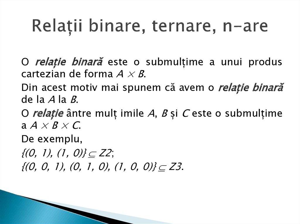 perechi în binar esența opțiunilor binare fără depozit