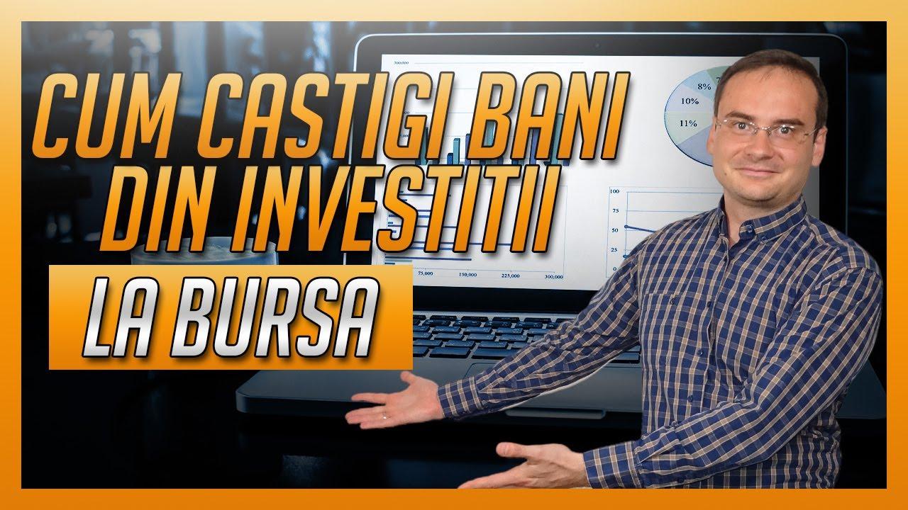 Cum puteţi câştiga bani online folosind investiţia inteligentă | alexandrugrivei.ro
