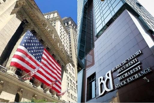 Bursa americană, salt pe nou maxim istoric în prima zi de | alexandrugrivei.ro