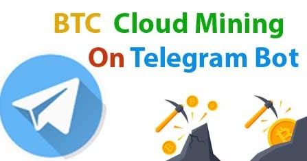 Telegram free bitcoin bot 2019 free payment no invest south africa