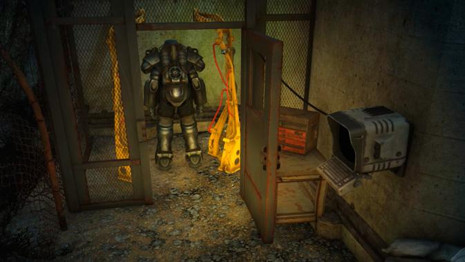 Cum să câștigi rapid majuscule în Fallout 4 faceți bani pe Internet pe ucoz