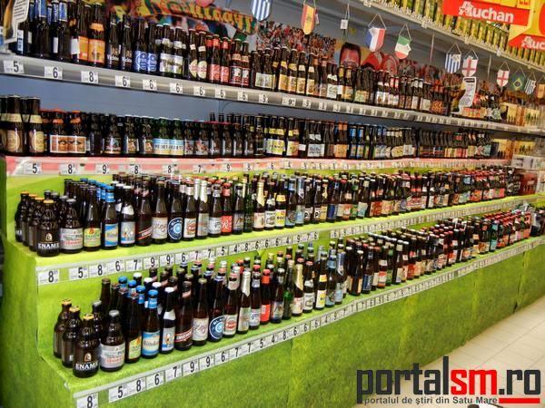 Rusia vrea să introducă noi restricţii privind comerţul şi consumul de bere