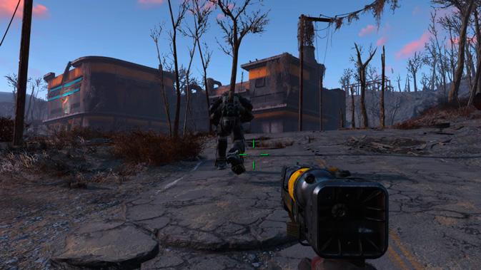 Cum să câștigi rapid majuscule în Fallout 4 instruire în tranzacționare