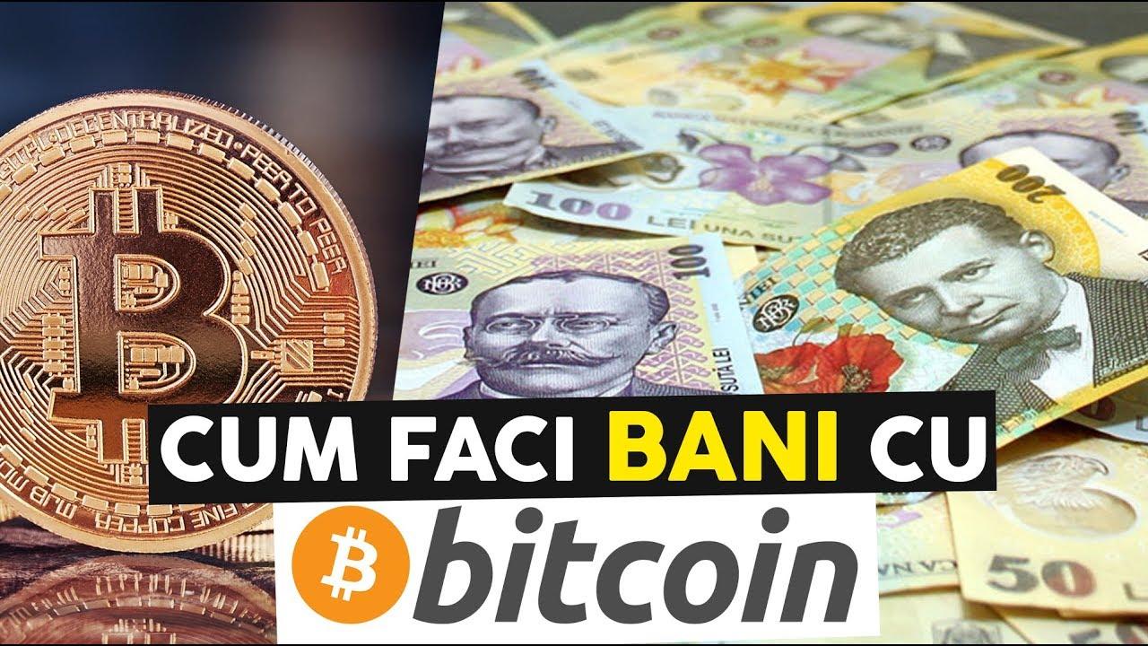 bitcoin cum să faci video câștiguri profitabile pe net