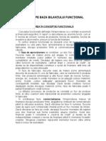 formula echilibrului raportului independenței financiare