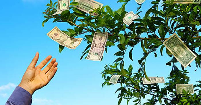 cât de ușor este să câștigi bani ușori
