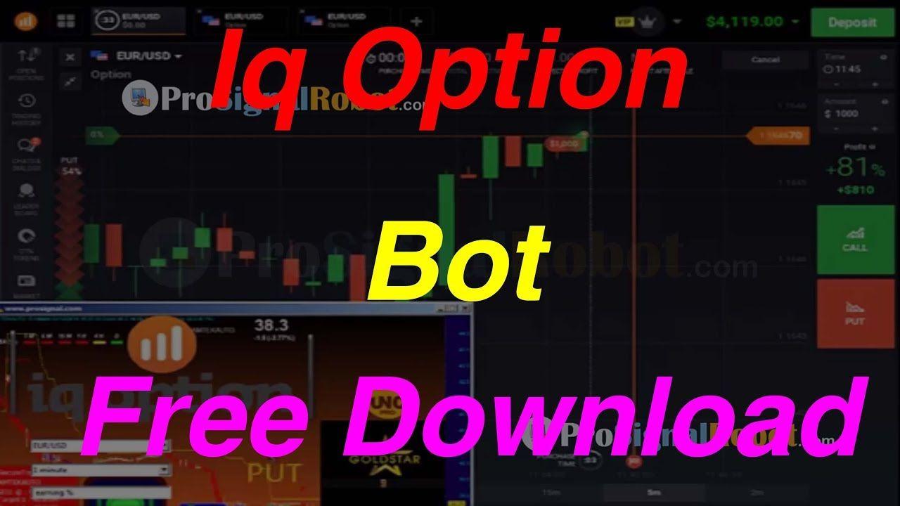 binary options iq option robot cât poți câștiga un bitcoin