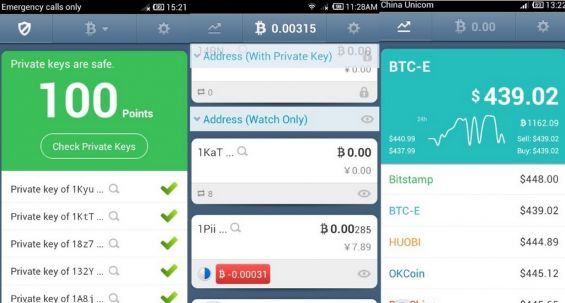 cele mai bune portofele Bitcoin pentru Android