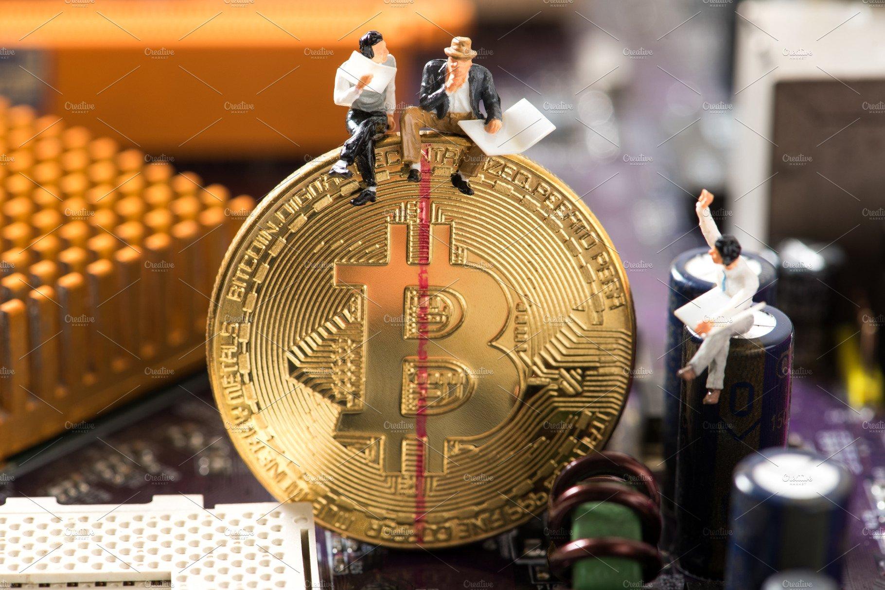 creați bitcoin