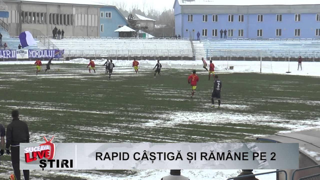 UTA - RAPID , play-off Liga 2 » Cronica meciului