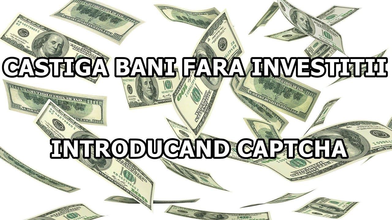 modalitate de a câștiga bani pe Internet fără investiții
