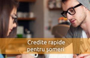Credite doar cu buletinul pentru someri si persoane fara Venit din salariu | Imprumuturi Rapide