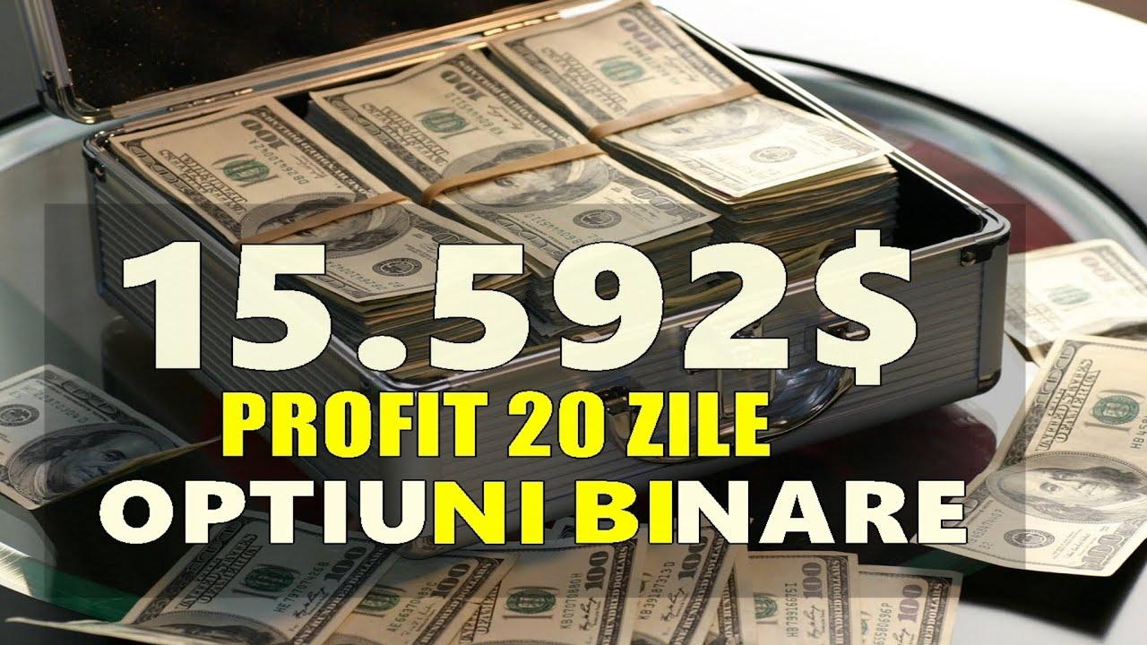 strategie de tranzacționare profitabilă pentru opțiuni binare